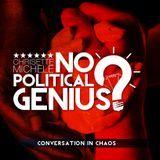 Chrisette Michele - No Political Genius Cover Art