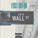 Christopher Geez Walker - First Day On Wallstreet Cover Art