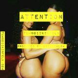 Coast 2 Coast Mixtapes - #Attention Cover Art