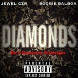 Coast 2 Coast Mixtapes - DIAMONDS Cover Art