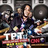 Coast 2 Coast Mixtapes - War Radio Cover Art