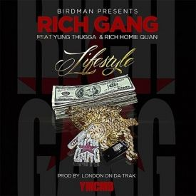 Music: Young Thug ft Rich Homie Quan Lifestyle