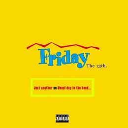 Contraband App - FRIDAY, The 13th Cover Art