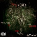Contraband App - Dirty Money Cover Art