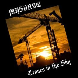 Contraband App - Cranes In The Sky Cover Art