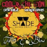 CoolR The Don - Turnt & Blow (Feat. Cash Bilz & March Davis) Cover Art