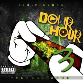 CoolR The Don - The Dour Hour 3: 48 Laws Of Dour Cover Art
