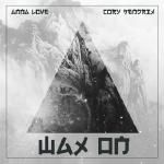 Cory Kendrix - Wax On Cover Art