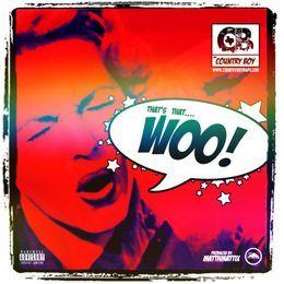 CB aka Country Boy - Woo! Cover Art