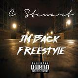 Cordaro Stewart - IM BACK (Freestyle)Hustle Motivation Music Cover Art