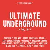 CultureLeak.com - Ultimate Underground vol. 10 Cover Art