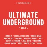 CultureLeak.com - Ultimate Underground vol. 8 Cover Art