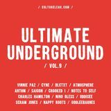 CultureLeak.com - Ultimate Underground Vol. 9 Cover Art