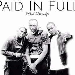 Cupid Valentino - Paid In Full Cover Art