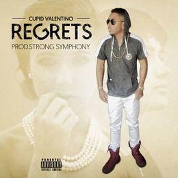 Cupid Valentino - Regrets Cover Art