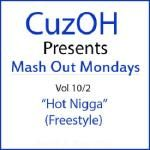 CuzOH - Hot Nigga (Freestyle) Cover Art