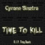 Cyrano Sinatra - TIME TO KILL Cover Art