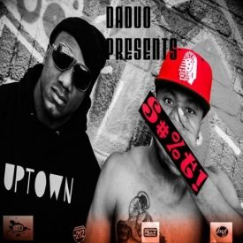 Da Duo - Uptown Sh*t: The EP Cover Art