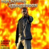 DABA DAVISUAL - ARMAGEDDON Cover Art