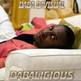 DABA DAVISUAL - DABALICIOUS Cover Art
