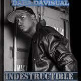DABA DAVISUAL - INDESTRUCTIBLE  Cover Art