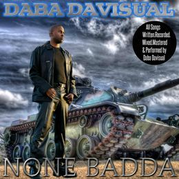 DABA DAVISUAL - NONE BADDA Cover Art