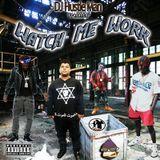 Dj Hustle Man - Watch Me Work  Cover Art