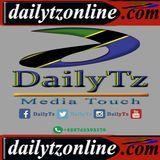 DailyTz - Rihanna Cover Art