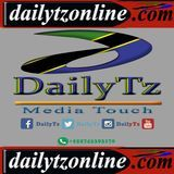 DailyTz - Usimsahau Mchizi Cover Art
