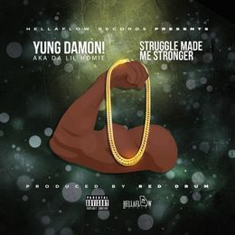 dalilhomie - Struggle Made Me Stronger Cover Art