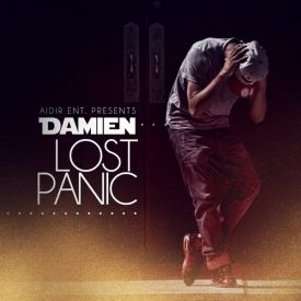 Damien - Lost Panic Cover Art