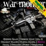 Dancehall.it - War Monger Riddim Medley Cover Art