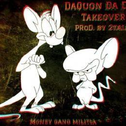 DaQuon Da Don - The Takeover Cover Art
