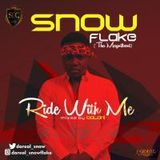 darealsnowflake - Ride With Me Cover Art
