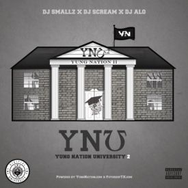 DayAndADream - YNU 2 Cover Art