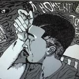 "D.beal18 - ""A Moment To Early"" Cover Art"