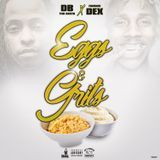 DB Tha Rasta - Grits & Eggs Cover Art