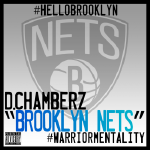 D.Chamberz - Brooklyn (Anthem) Nets Cover Art