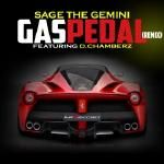 D.Chamberz - Gas Pedal (Remix) Cover Art