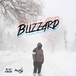 DEdoubleZY - Blizzard  Cover Art