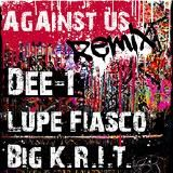 Dee1music - Against Us Remix Cover Art