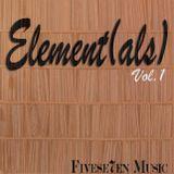 DeeJay  Element - Element(als) Vol.1 Cover Art