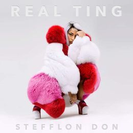 DeeJay Untouchable - Real Ting Mixtape Cover Art