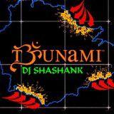 Deejey Shashank - TSUNAMI(DROP TRICKY MIX)DJ SHASHANK Cover Art