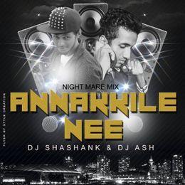 Deejey Shashank - ANNAKILLE NEE(NIGHT MARE MIX)DJ SHASHANK & DJ ASH Cover Art