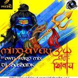 Deejey Shashank - MIND-DIVERT(IN OWN WORLD MIX)DJ SHASHANK Cover Art