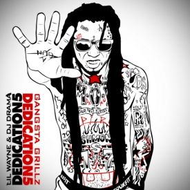 ComingSoon - Dedication 5 (Gangsta Grillz) Cover Art