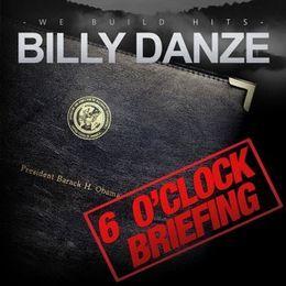 Deltron - 6 o'clock Briefing Cover Art