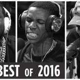 Deltron - Best of Funkmaster Flex Freestyles 2016 Mix Cover Art
