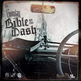 Deltron - Bible On The Dash Pt. 1 Cover Art